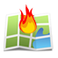 IDFG Fire Map Icon